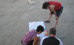 Earthcircuit mapreading
