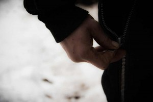 Rely on zips in the snow