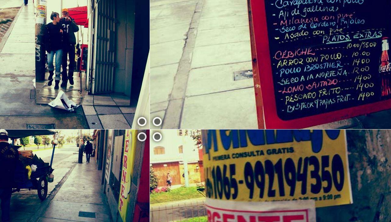 Walk thru San Miguel