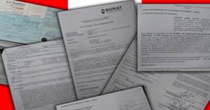 Suspend a vehicle permit in Lima, Peru